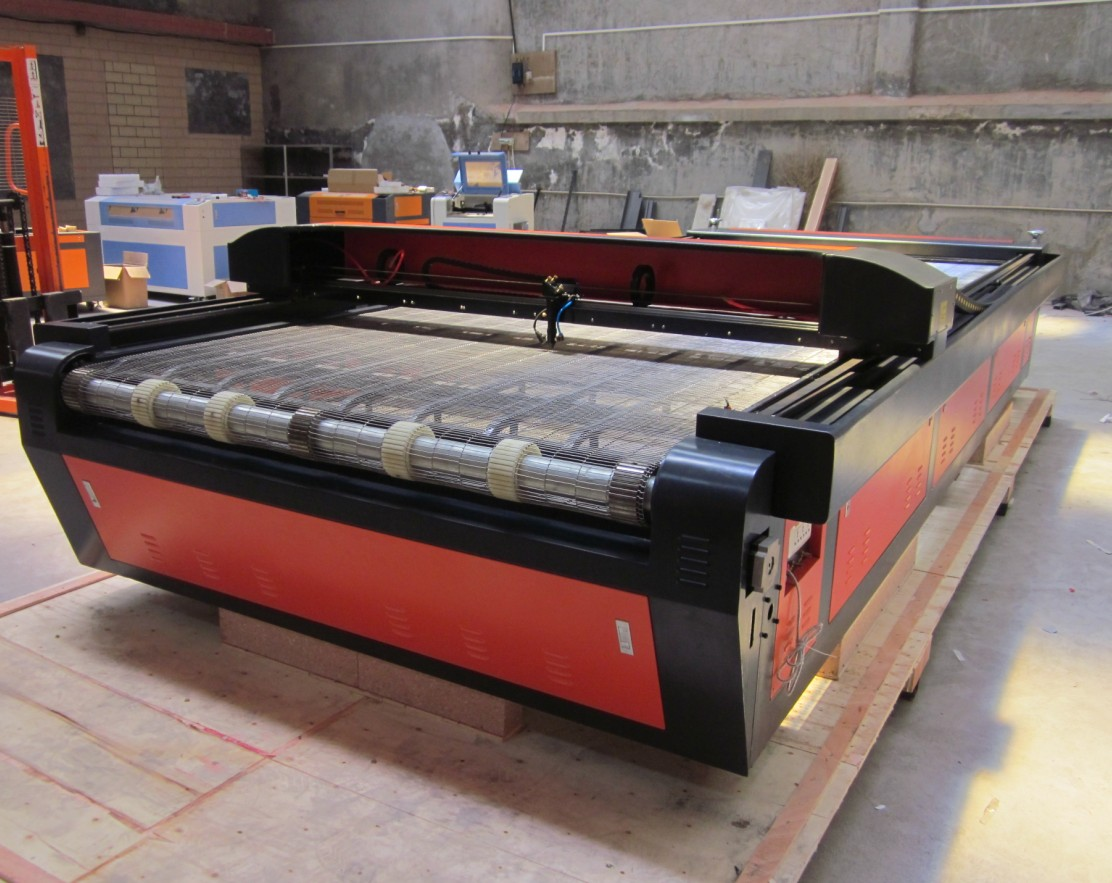 Laser Conveyor Cutter